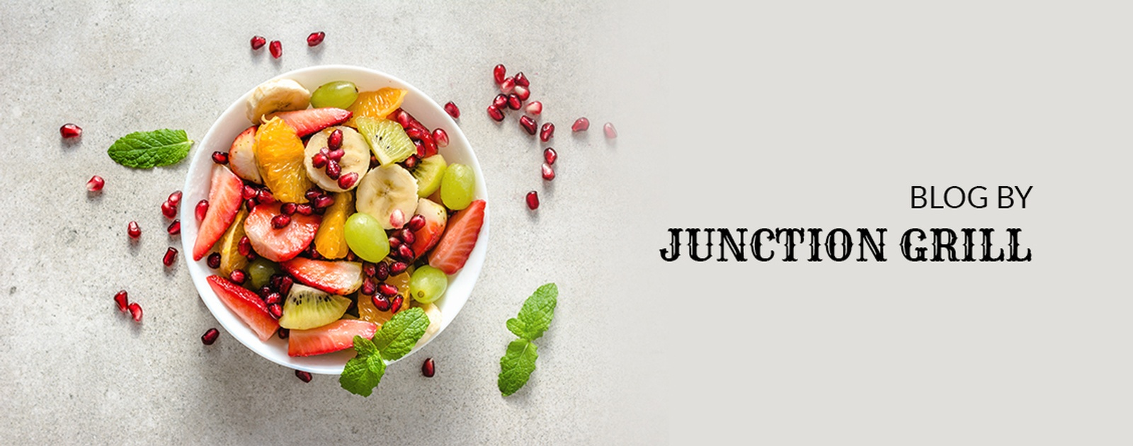 Blog by Junction Grill